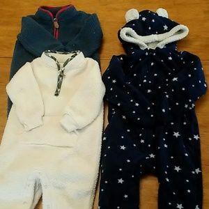Warm Bodysuit Bundle 18-24mo